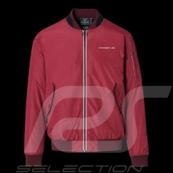Porsche Jacket 911 Heritage Collection 992 Targa 4S Bordeaux red WAP322LHRT - men