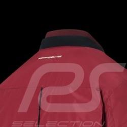 Porsche Jacket 911 Heritage Collection 992 Targa 4S Bordeaux red WAP322LHRT - men