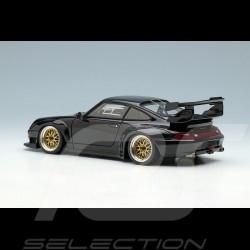 Porsche 911 GT2 EVO type 993 1996 black 1/43 Make Up Vision VM130C