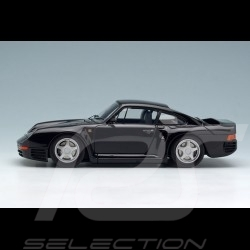 Porsche 959 1986 noire 1/43 Make Up Eidolon EM305D