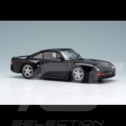 Porsche 959 1986 black 1/43 Make Up Eidolon EM305D