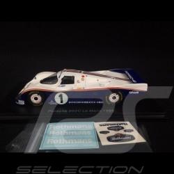Porsche 962C n° 1 Le Mans 1985 1/43 Spark S4086