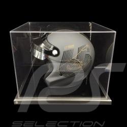 Staubdicht Vitrine für Helm Acrylglas Premium Qualität