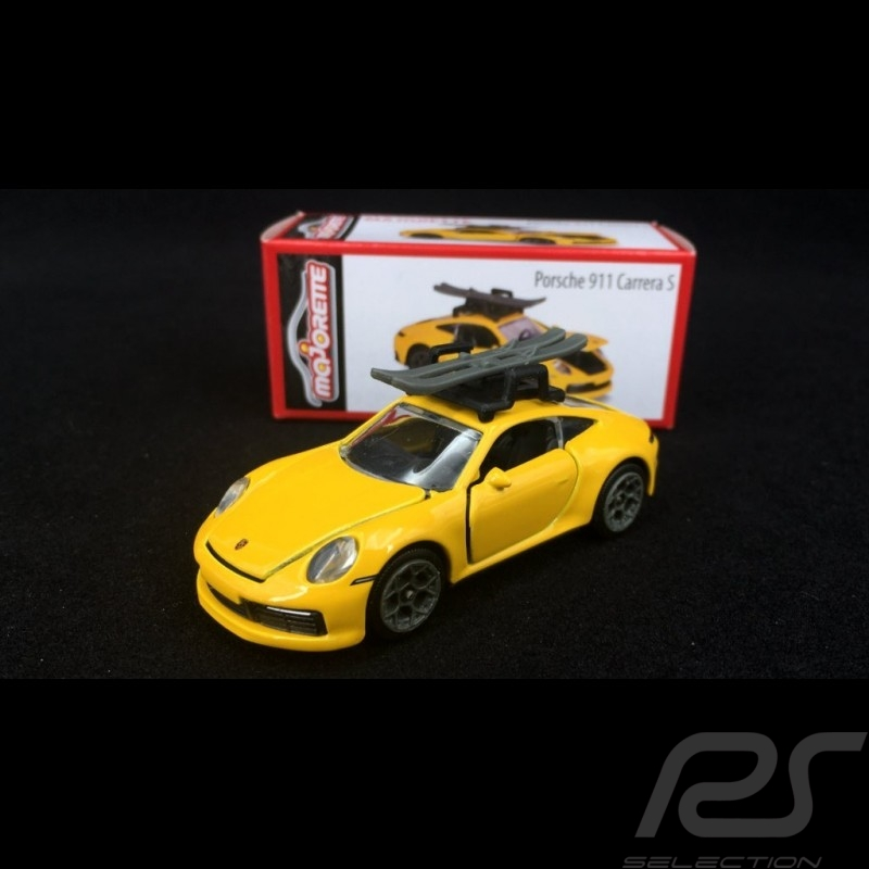 Majorette 212053153  1//64 Porsche 911 992 Carrera S Cabriolet Lizardgreen