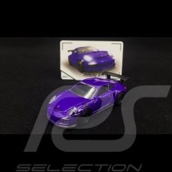 Porsche 911 GT3 RS Violet 1/59 Majorette 212053057