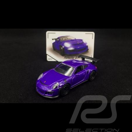 Porsche 911 GT3 RS Viola 1/59 Majorette 212053057