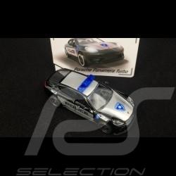 Porsche Panamera Turbo Police 1/64 Majorette 212053057