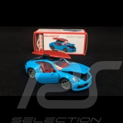Porsche 911 Carrera S type 991 Bleu Miami 1/59 Majorette 212053153