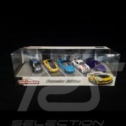 Coffet Porsche Edition Exclusive models 1/64 Majorette 212053171