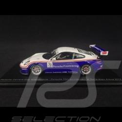 Porsche 911 GT3 Cup type 991 n° 70 Rothmans Porsche Carrera Cup Scandinavia Gellerasen Arena 2018 1/43 Spark S4520