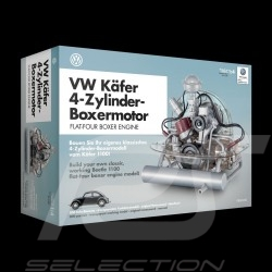 VW Beetle 4 cylinder Boxer engine 1/4 kit 67038