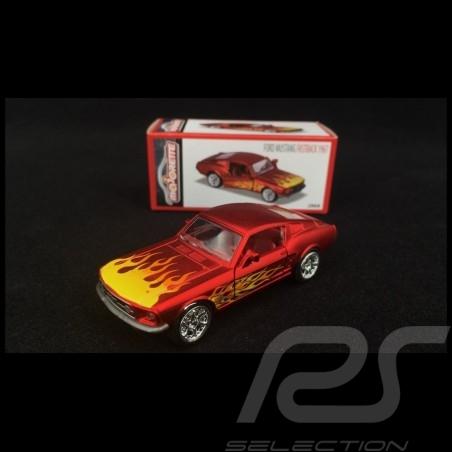 Ford Mustang fastback 1967 red 1/57 Majorette 212052016