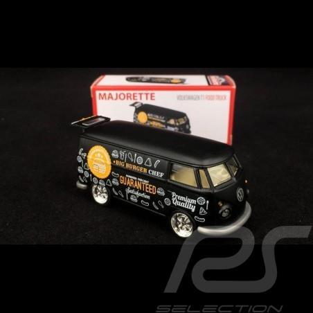 VW Combi Bulli Truck food 1/64 Majorette 212052016