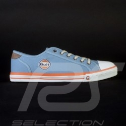 Gulf sneaker / basket shoes style Converse Gulf blue - men