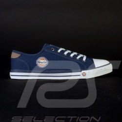 Gulf sneaker / basket shoes style Converse navy blue - men