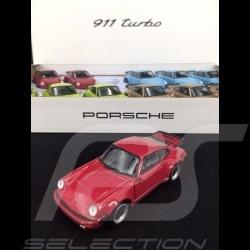 Porsche 911 Turbo 3.0 1975 Erdbeere Spielzeug Reibung Welly