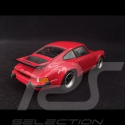 Porsche 911 Turbo 3.0 1975 fraise jouet à friction pull back toy Spielzeug Reibung Welly