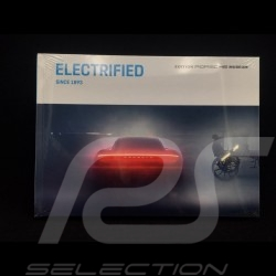 Livre Electrified seit 1893 - Edition Porsche Museum