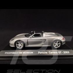 Porsche Carrera GT 2003 grise 1/43 Welly MAP01998013
