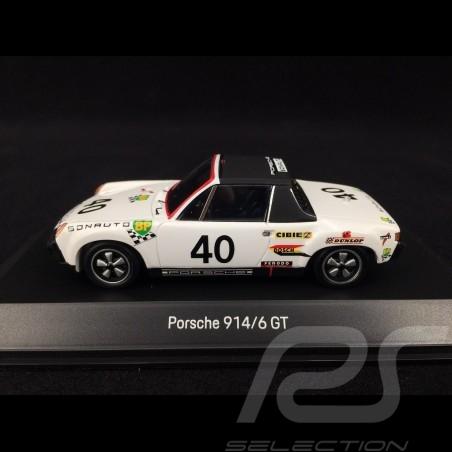 Porsche 914 / 6 Vainqueur Le Mans 1970 n° 40 1/43 Spark MAP02005519 winner sieger