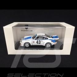 Porsche 911 Carrera RSR 3.0 Vainqueur Winner Sieger 1977 n° 43 1/43 Spark MAP02027714