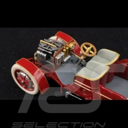 Lohner Porsche Mixte rot 1901 1/43 MAP02035108