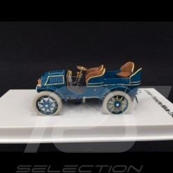 Ferdinand Porsche Lohner Porsche Mixte 1901 bleue 1/43 MAP02035008