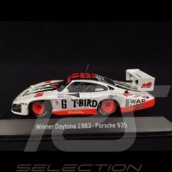 Porsche 935 T-Bird Sieger Daytona 1983 n° 6 1/43 Spark MAP02028314