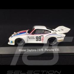 Porsche 935 sieger Daytona 1978 Brumos n° 99 1/43 Spark MAP02027814