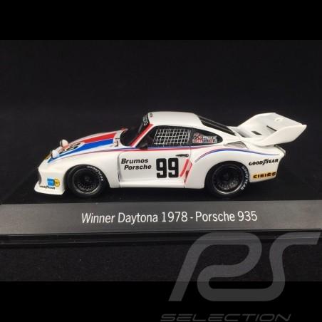 Porsche 935 vainqueur winner sieger Daytona 1978 Brumos n° 99 1/43 Spark MAP02027814