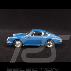 Porsche 911 1965 pull back toy Welly gulf blue MAP01026519