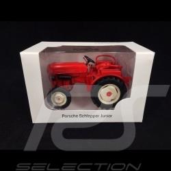 Porsche Diesel Tracteur Junior red 1/24 Welly MAP02485018