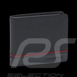Porsche wallet credit card holder charcoal grey leather WAP0300360LHRT