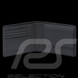 Porsche wallet credit card holder Heritage charcoal grey leather WAP0300350LHRT