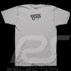 Porsche 904 GTS T-shirt Pearl grey- men