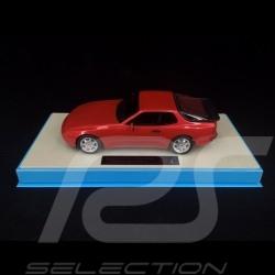 Porsche 944 Turbo S 1988 Guards red 1/18 LS-Collectibles LS023E