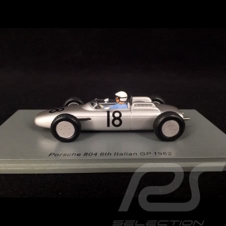 Porsche 804 n° 18 Italy F1 GP 1962 1/43 Spark S7516