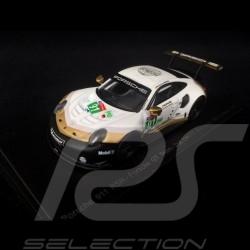 Porsche 911 RSR type 991 n° 91 2nd LMGTE Pro Class Le Mans 2019 1/64 Spark Y140