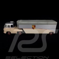 VW Transporter T1 Racing transporter Continental motors USA 1/18 Schuco 450021800