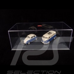 Set VW Beetle / VW Combi T1 Samba 1/43 Schuco 450269300