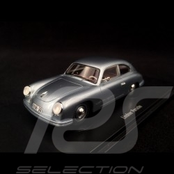 Lindner Porsche 356 Porscheli Metallic grey 1/43 Autocult ATC90112