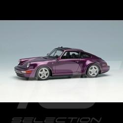 Porsche 911 Carrera 4 type 964 Jubilee 30 ans Porsche 911 1993 Viola 1/43 Make Up Vision VM191A