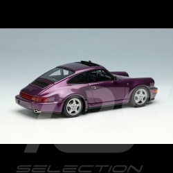 Porsche 911 Carrera 4 type 964 Jubilee 30 years Porsche 911 1993 Viola 1/43 Make Up Vision VM191A