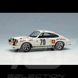 Porsche 911 R Vainqueur Winner Sieger Tour de Corse 1969 n° 70 Larousse 1/43 Make Up Vision MV199