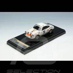 Porsche 911 R Winner Tour de Corse 1969 n° 70 Larousse 1/43 Make Up Vision MV199