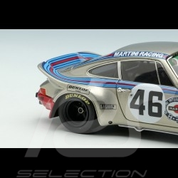 Porsche 911 Carrera RSR 3.0 24h Le Mans 1973 n° 46 Martini 1/43 Make Up Vision VM062A