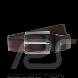 Porsche belt reversible black / brown leather WAP6600090MESS - unisex
