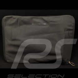 Porsche travel bag Heritage Weekender Dark grey / Gold / Burgundy red WAP0350110LHRT