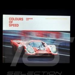 Book Colours of Speed - Porsche 917 - in German