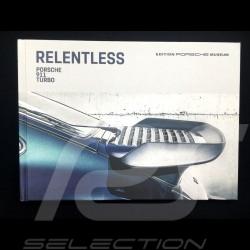 Book Relentless - Porsche 911 Turbo - in German